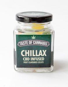 TOC chillax CBD gummies
