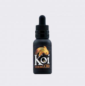 gold koi vape juice